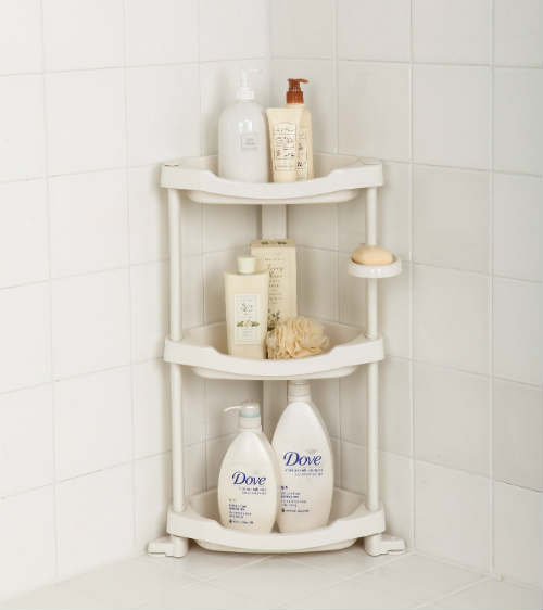 3 Shelf Shower Caddy