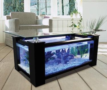 48gl Rectangular Table Aquarium