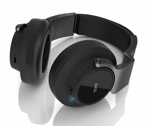AKG K 845BT Bluetooth Wireless On-Ear Headphones