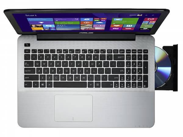 ASUS F555LA-AS51 laptop