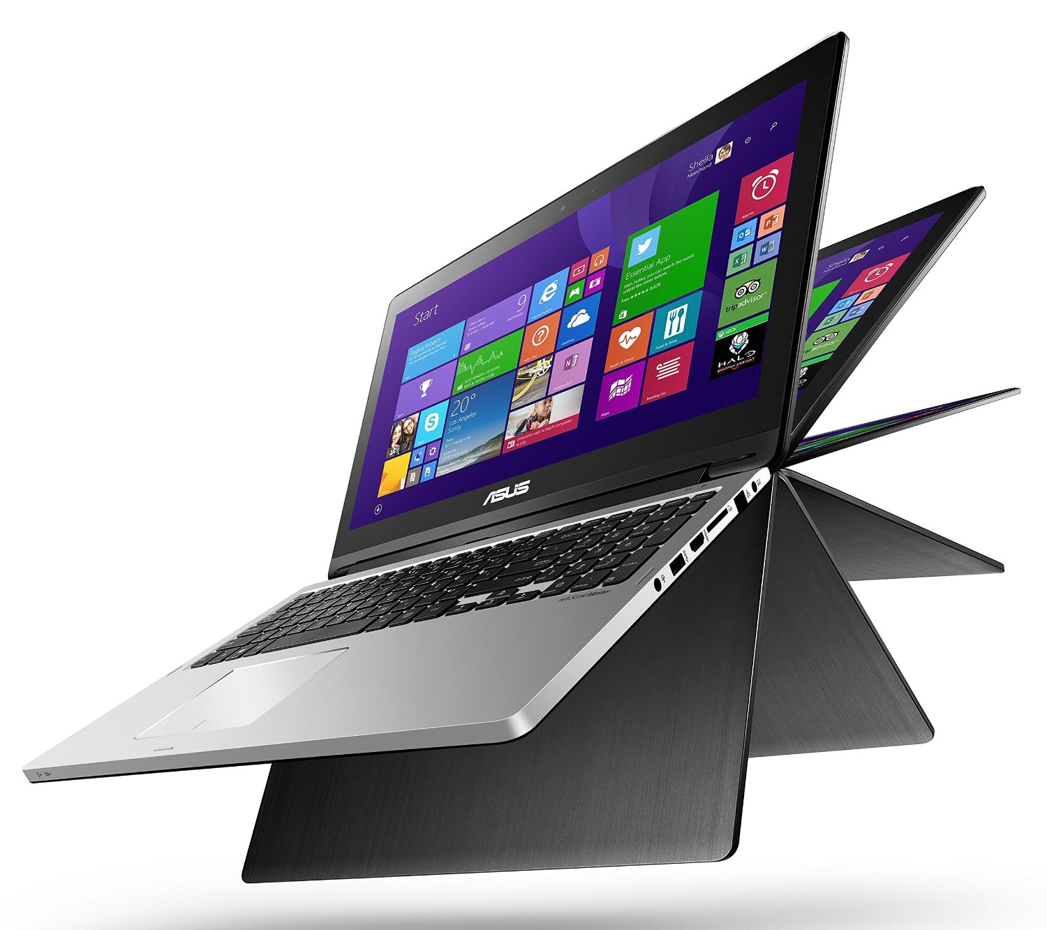 ASUS Transformer Book TP300LA Touchscreen Laptop