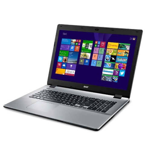 Acer Aspire E 17 E5-771-58YD laptop