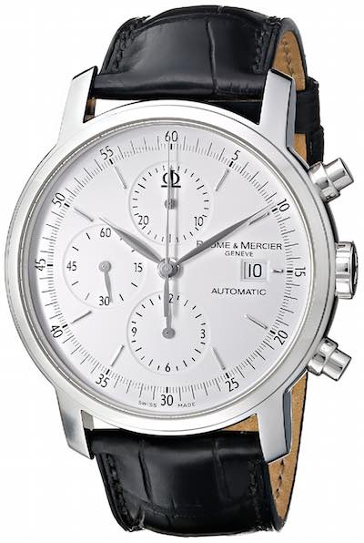 Baume&Mercier-Classima-MOA08591 - Executive Analog Display Swiss Automatic Black Watch