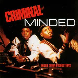 Boogie Down Productions - Criminal Minded album