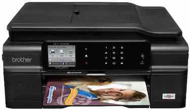 Brother MFC-J870DW Wireless Color Inkjet Printer