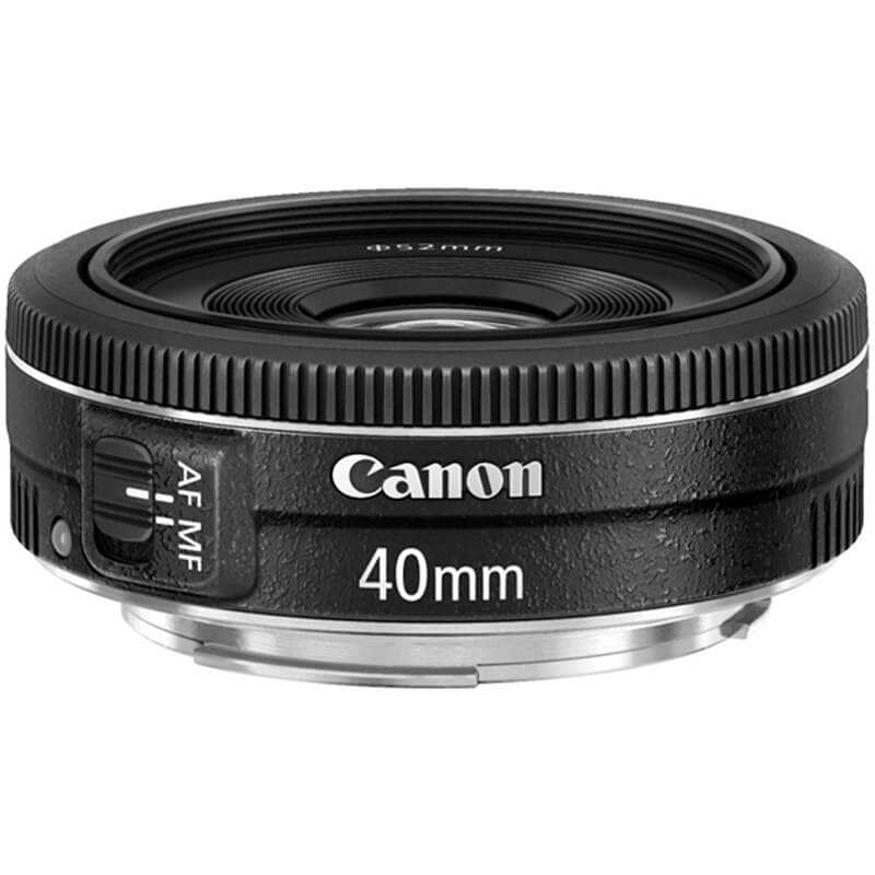 Canon-EF-40mm-camera-lense