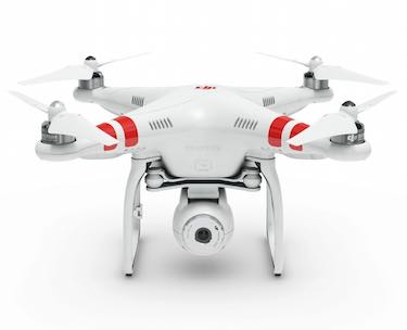 5 DJI Phantom 2 Vision Quadcopter With Integrated FPV Camcorder