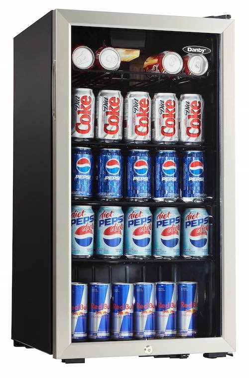 Danby DBC120BLS Beverage Center Stainless Steel