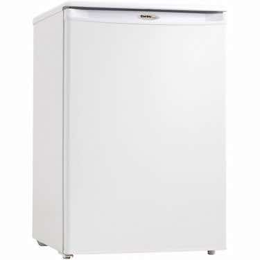 4.3 Cubic Feet Upright Freezer White