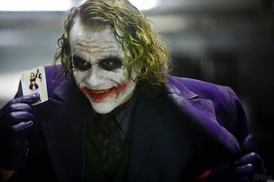 Dark Knight - The Joker (Heath Ledger)