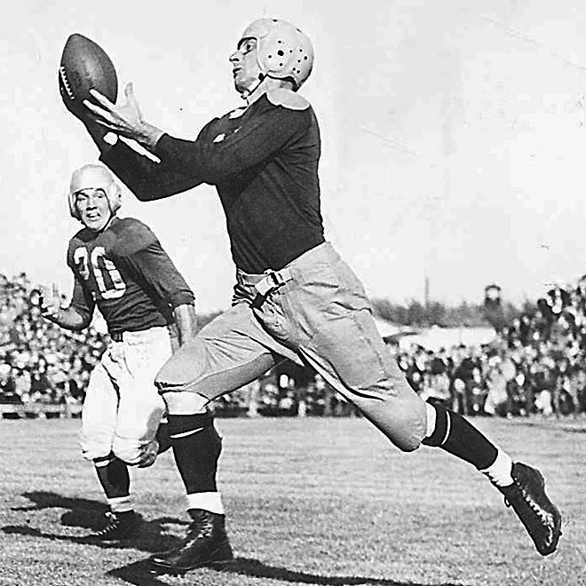 Don Hutson - Wide Receiver