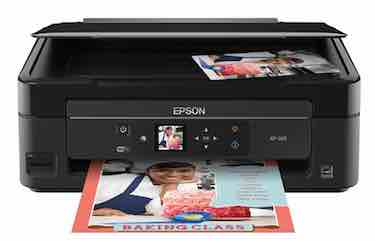 Epson Expression Home XP-320 Wireless Color Photo Printer