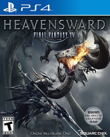 Final Fantasy XIV: Heavensward  - PlayStation 4