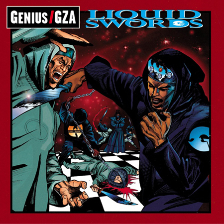 GZA - Liquid Swords album