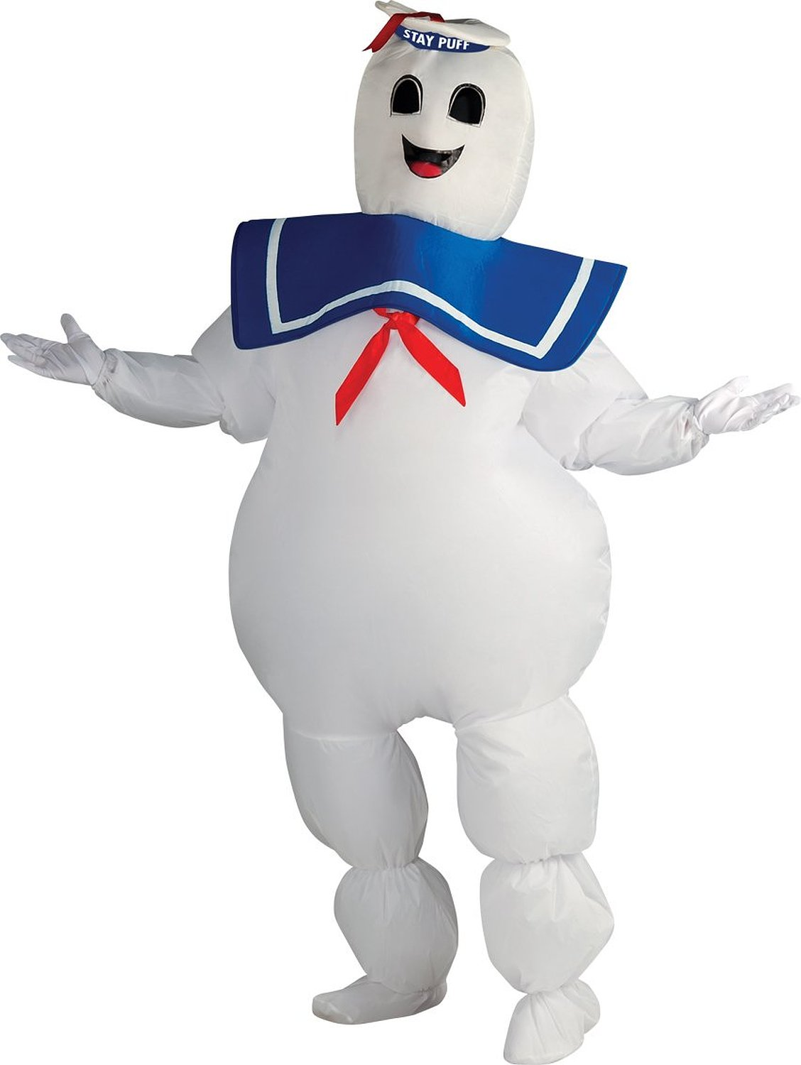 Ghostbusters Inflatable Puft Marshmallow Costume