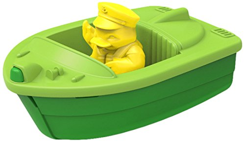 Green Toys Speed Boat Vehicle