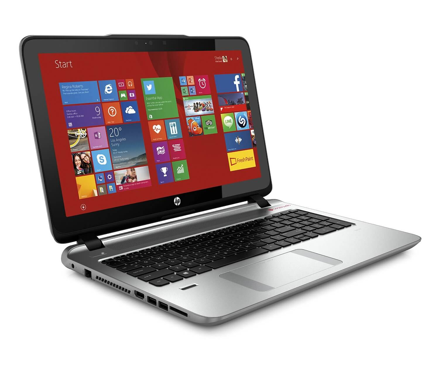 HP ENVY 15-v010nr laptop