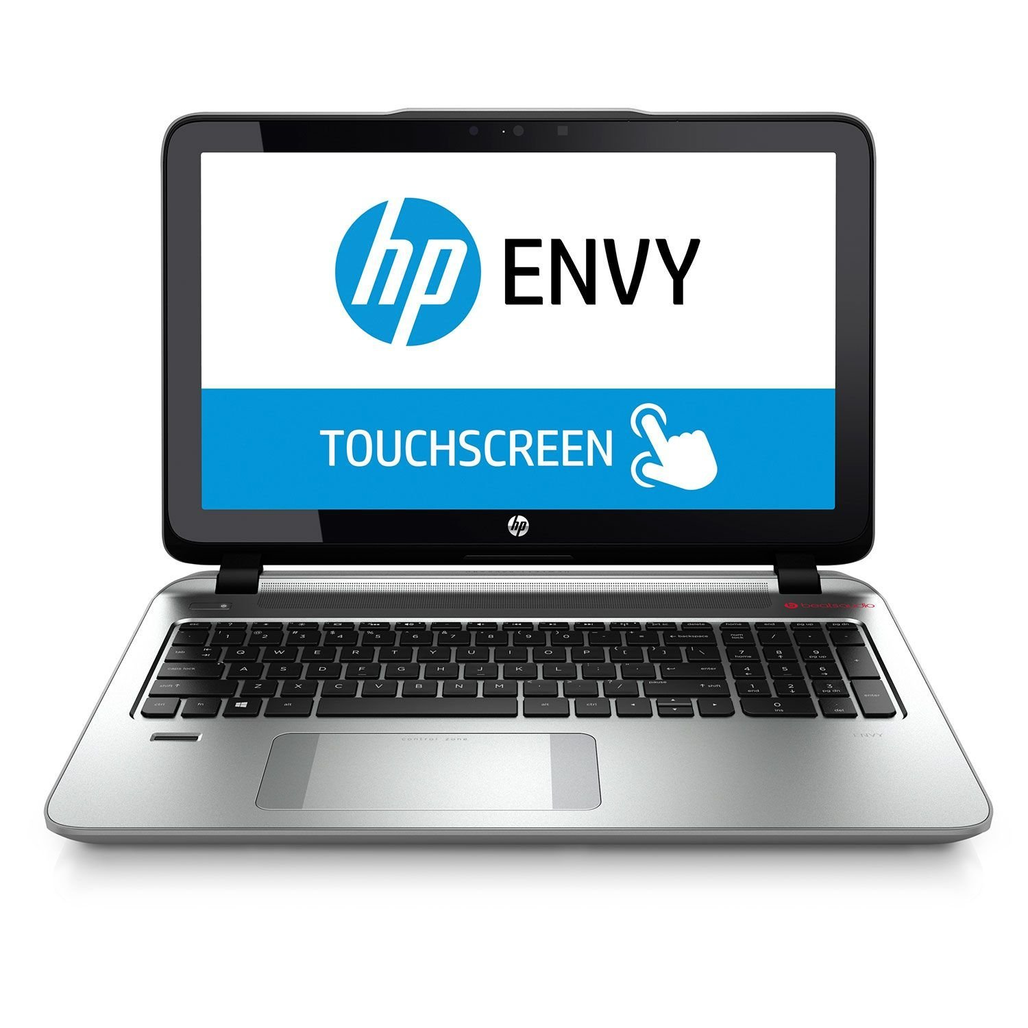 HP Envy 15t Touch-Screen Touchsmart Laptop