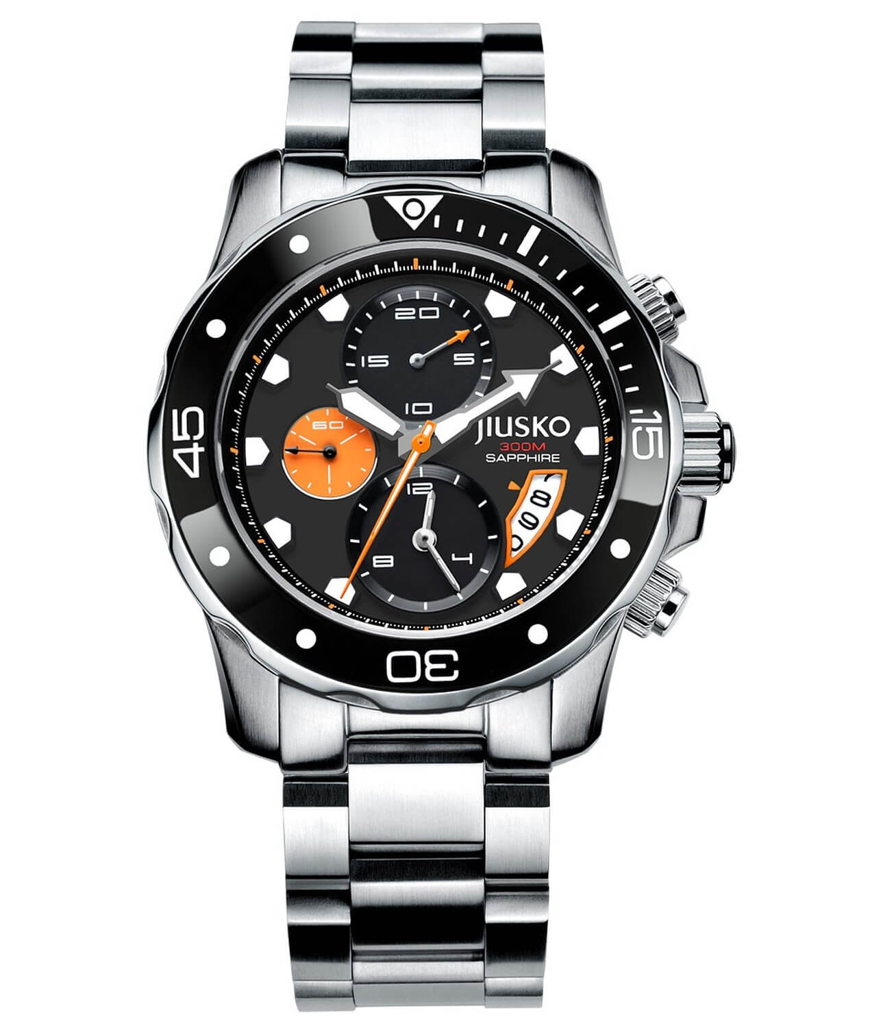 Jiusko Deep Sea 72LSB12 underwater watch