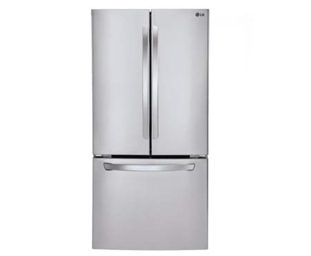 LG LFC24770ST French Door Refrigerator Closed