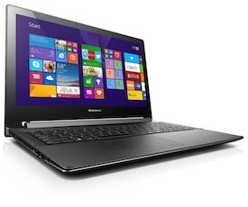 Lenovo Flex 2 15.6-Inch Touchscreen Laptop