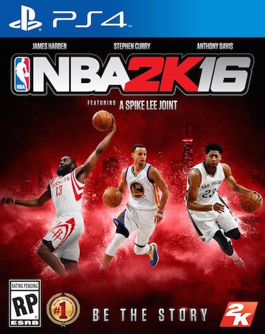 NBA 2K16: Early Tip-off Edition (PS4)