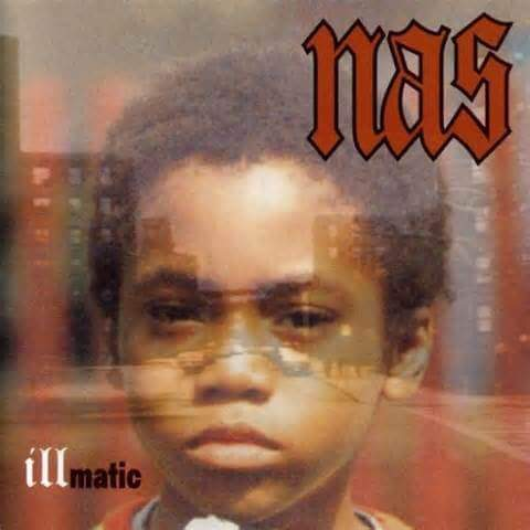 Nas - Illmatic album