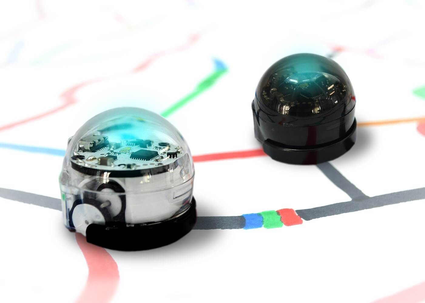 Ozobot the smallest programmable robot
