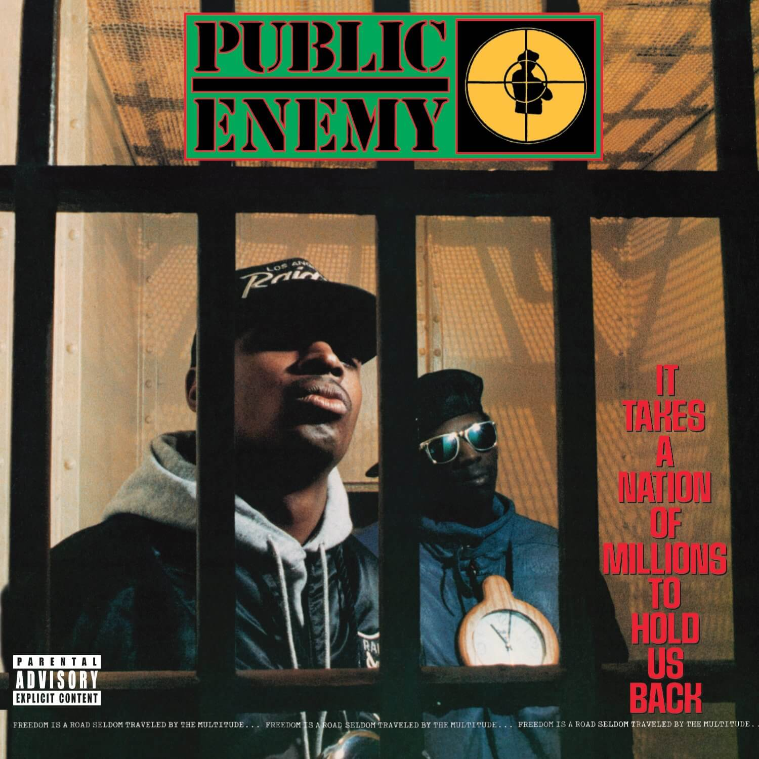 Public Enemy - It Takes a Nation of Millions to Hold Us Back album