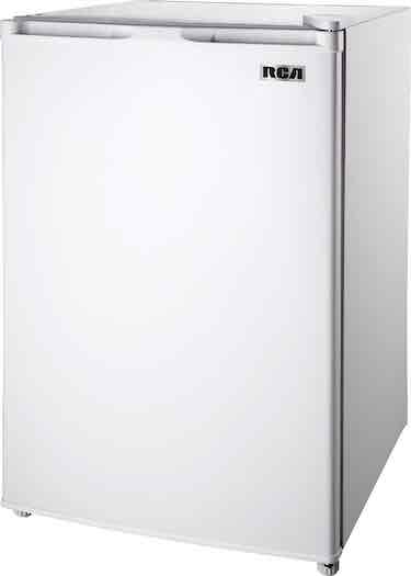 RCA RFR440 Fridge 4.5 Cubic Feet White