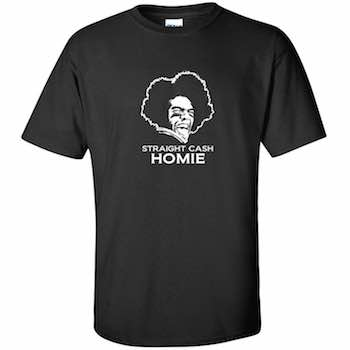 Randy Moss Straight Cash Shirt (black)