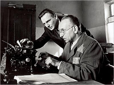 Schindler's List film