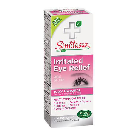 Similasan Irritated Eye Relief Drops - Redness Relief Eye Drops