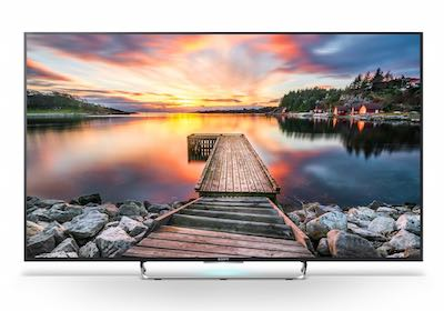 Sony KDL65W850C 65-Inch 1080p 120Hz 3D Smart LED TV
