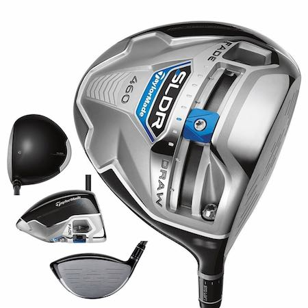 TaylorMade Men's SLDR TP Model Golf Driver