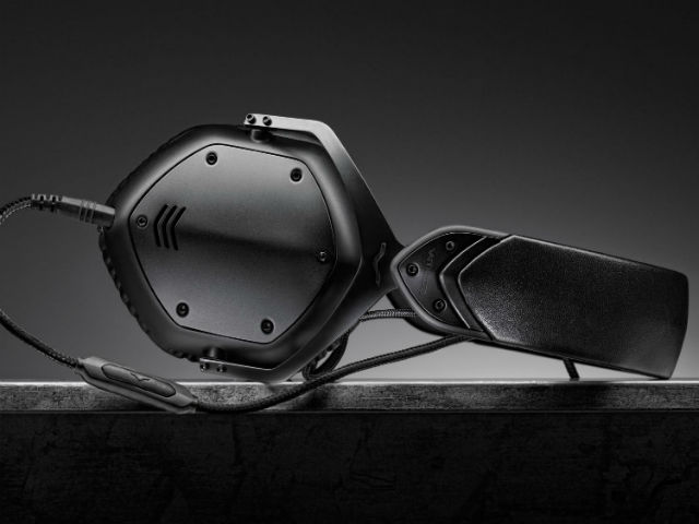 V-MODA Crossfade LP2 Vocal Over-Ear Noise-Isolating Metal Headphone