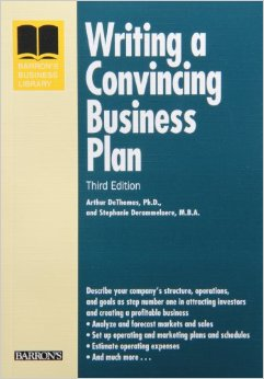 Writing a Convincing Business Plan book