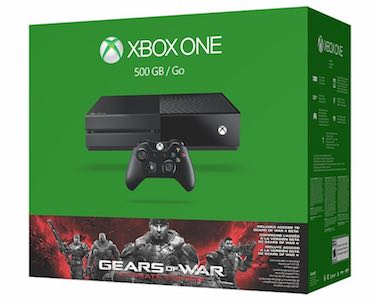 Xbox One Gears of War: Ultimate Edition 500GB Bundle
