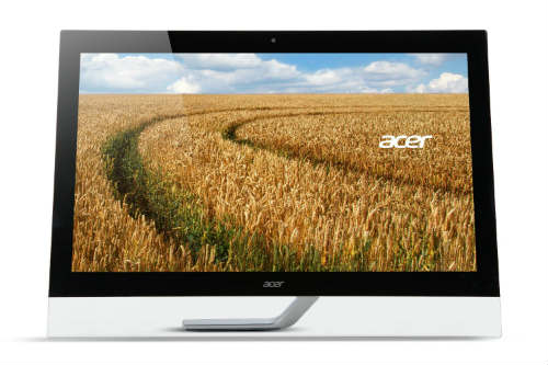 Acer 27-Inch WQHD Touch Screen Widescreen Monitor