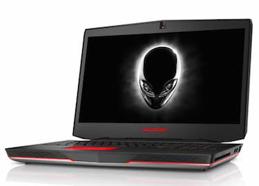 Alienware 17.3 inch laptop