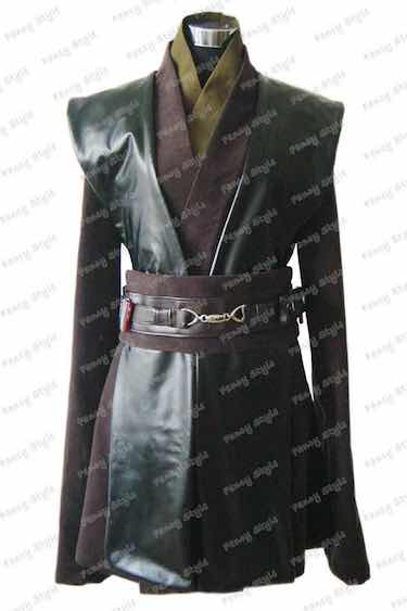 Star Wars Anakin Skywalker Cosplay Costume