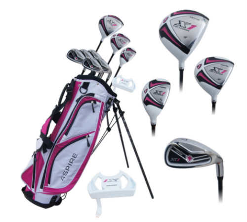 Aspire X1 Ladies Golf Club Set