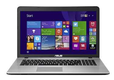 ASUS X751LX-DB71 17.3-Inch IPS FHD Gaming Laptop- best gaming laptops under 1000