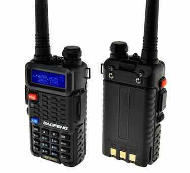 BaoFeng BF-F8+ Two Way Radio