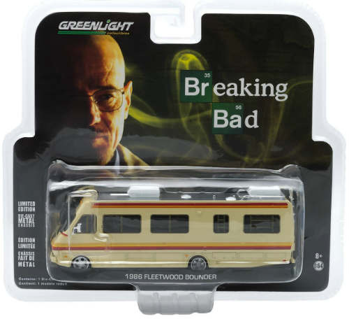 Breaking Bad Collectible Toy RV