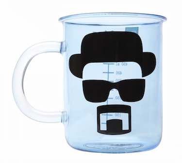 Breaking Bad 'Stooble' Beaker Coffee Mug - funny coffee mugs