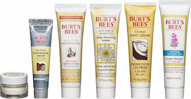 Burt's Bees Fabulous Mini's Travel Set