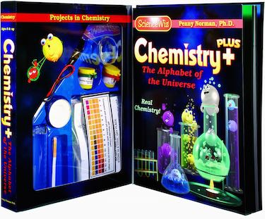 Chemistry+ Experiment Kit