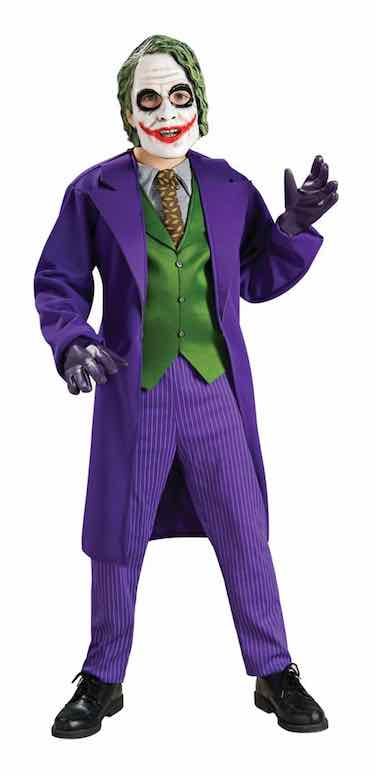 Batman The Dark Knight Deluxe Joker Costume