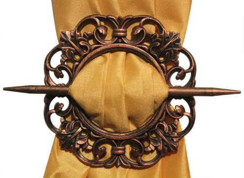 Decorative Curtain Holdback